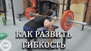 Гибкость в тяжелой атлетике и кроссфите/S.BONDARENKO (Weightlifting & CrossFit)