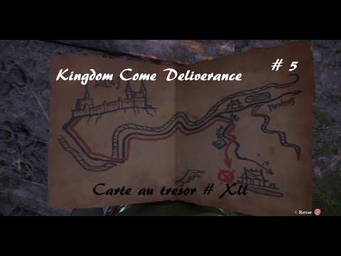 Kingdom Come Deliverance  (CARTE AU TRESOR XII)