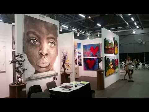"#Artexpo New York"" Solo 2017"