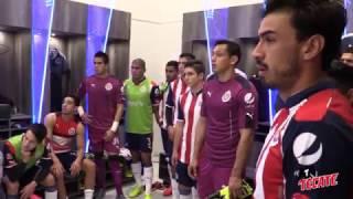 El vestidor: Chivas vs. Atlas CL17