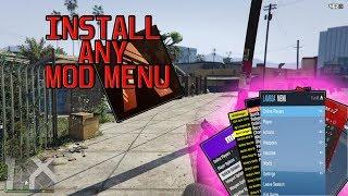 Fivem mod menu