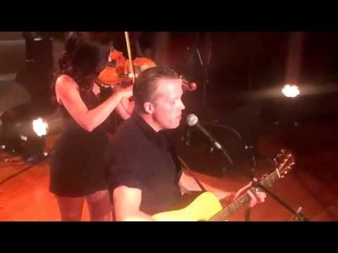 Jason Isbell & Amanda Shires Country Music Hall of Fame -