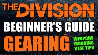 The DIVISION: BEGINNER