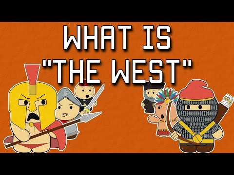 "What is ""The West"""