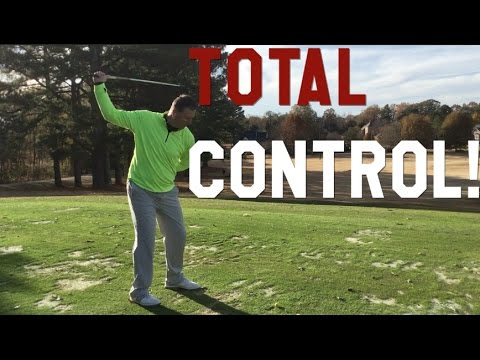GOLF | Waking Up Your Right side for Control and Power