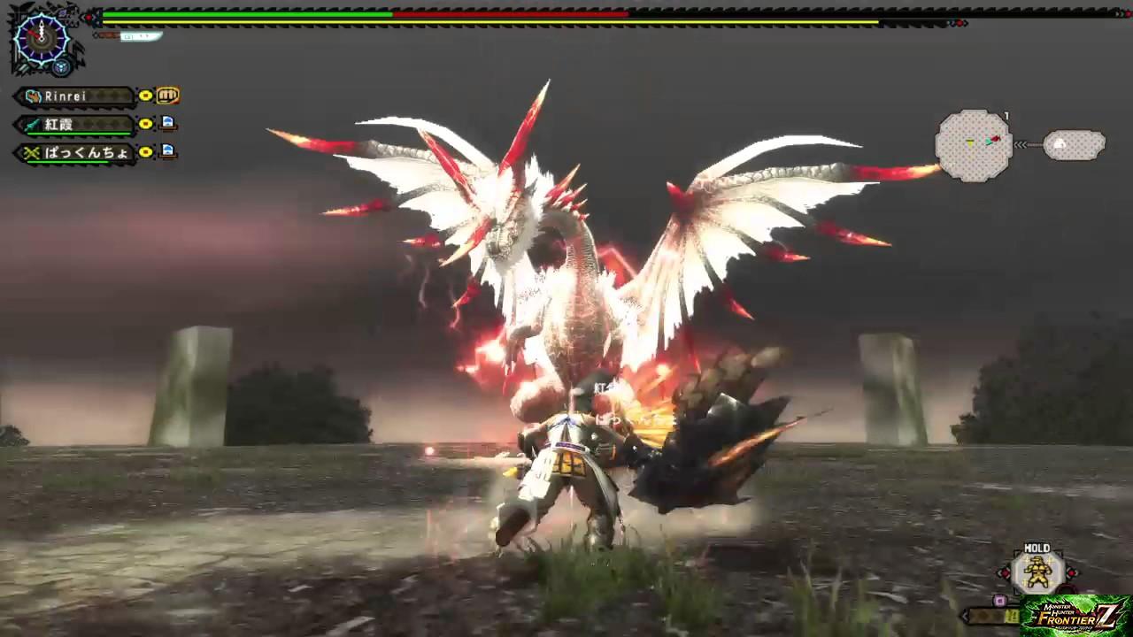 狩_【MHF-Z/猟団もんそい!】狩煉道ステージ10・ミラボレアス