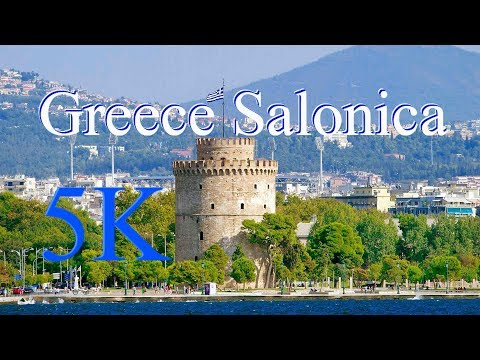Greece Salonica 2018, Θεσσαλονίκη, Selanik 2018, Greece Thessaloniki 2018