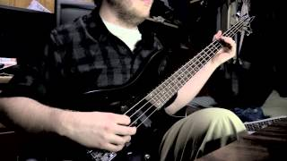 Ken Ashcorp - Absolute Territory - Bass Cover