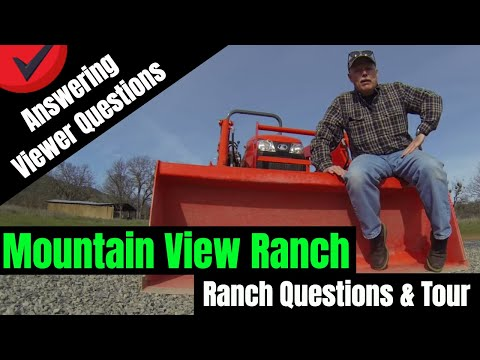Mountain View Ranch - Tour - Questions & Answers