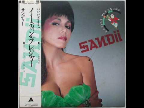 Sandii - Drip Dry Eyes (Japan, 1980)