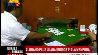 ALUNAND PLUS JUARAI BRIDGE PIALA MENPORA