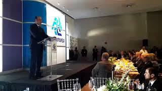 Gustavo de Hoyos, presidente nacional de Coparmex