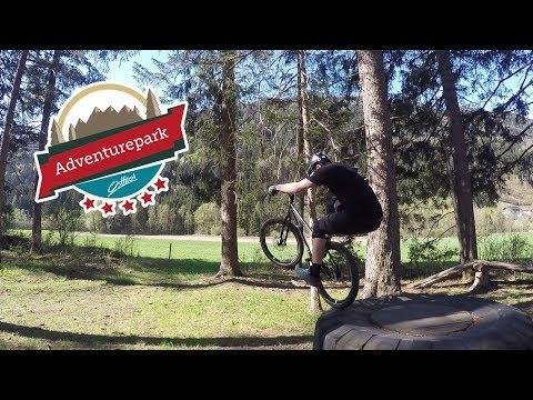 Street Trial in the Adventurepark Osttirol [Fabian Dankl 2018]