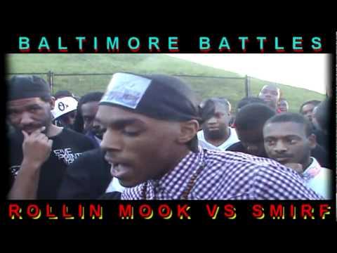 "BALTIMORE BATTLES ""ROLLIN MOOK VS SMIRF"" (REMATCH) (2010)"