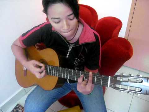 how to play and strum dan sebenarnya by yuna