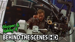 Guardians of the Galaxy (2014) Making of & Behind the Scenes (Part2/2)