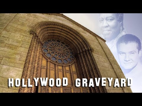 FAMOUS GRAVE TOUR - Mountain View (George Reeves, Octavia Butler, etc.)