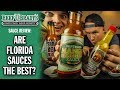 Are Florida Hot Sauces ... The Best In America?!