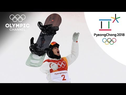 Shaun White grabs Snowboard Halfpipe Gold on his very last run ...