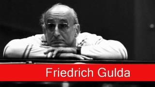 """Watch music video: Friedrich Gulda - 15. In D Flat Major (""""Raindrop"""")"""