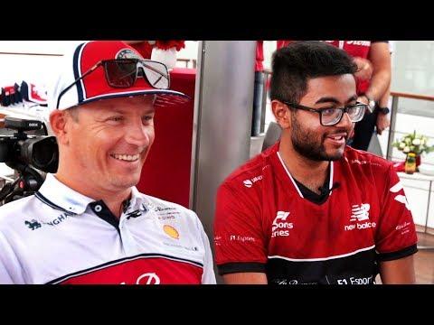 """Räikkönen überzeugt bei Alfa: """"Noch immer einer der schnellsten Piloten"""""""