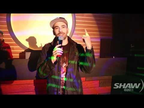 Hip Hop Karaoke Battle Eck vs Forbes