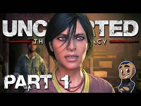 THE INSURGENCY | Uncharted: The Lost Legacy — Part 1 | Gameplay Walkthrough Playthrough