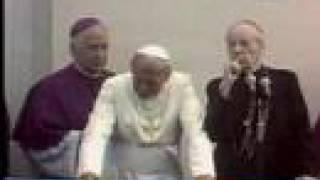 Jan Paweł II - Papież GÓRALU CZY CI NIE ŻAL....