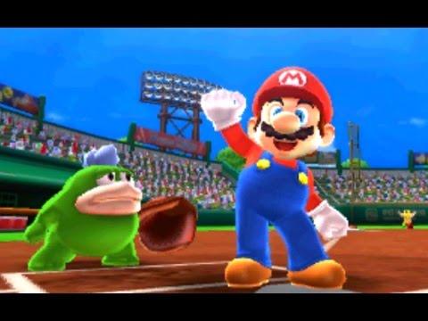 mario sports superstars baseball cup