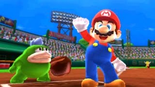 Mario Sports Superstars - Baseball - Mushroom Cup