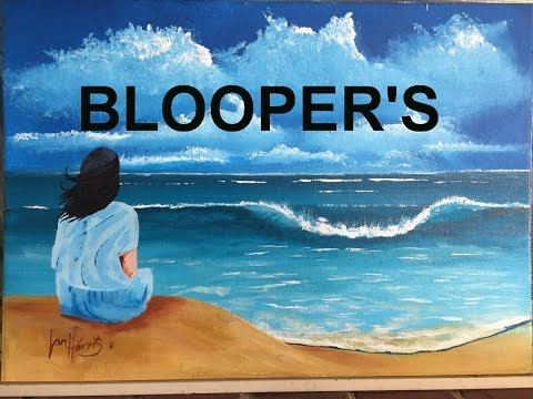 Ianapolis - Girl on the dune (BLOOPERS!)