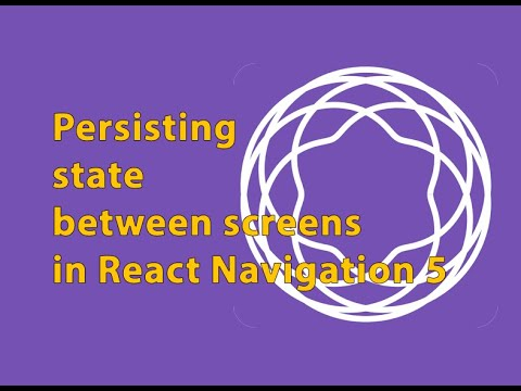 Persisting State Between Screens in React Native The Right Way!