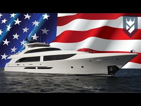 Yachts Born in the U.S.A. PART 2 Westport, Burger, Trinity.