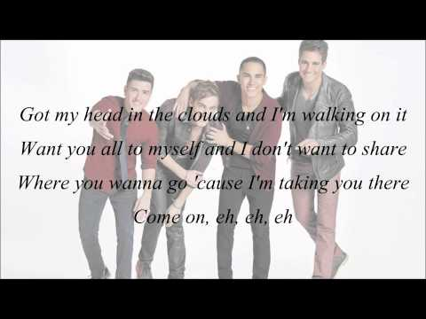 Big Time Rush feat. Karmin - Song For You (with Lyrics)
