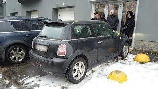 Mini Cooper, который не готовили к продаже! Убит в России!