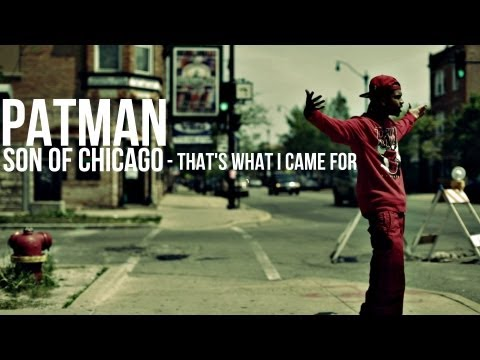 Patman - That's What I Came For | Shot by @DGainz