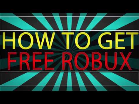 How To Get Free Robux on Roblox 2017 WORKING - YouTube