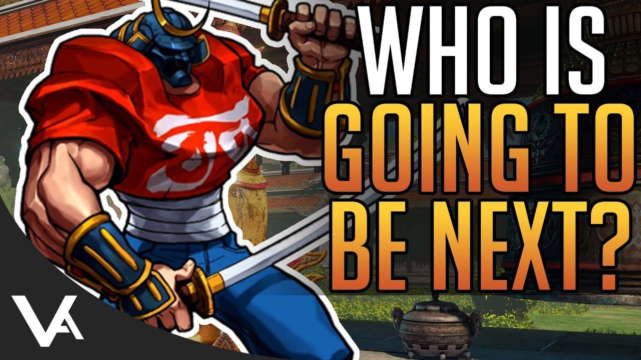 Sfv Which New Characters Should We Expect Upcoming Update