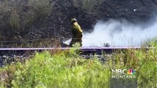 NBC Montana Keeping Track of Fire Season