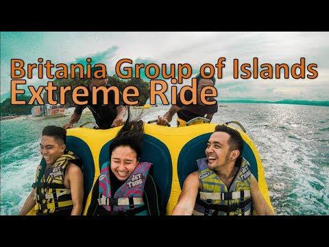 Extreme Ride Experience in Britania Group of Islands - Surigao del Sur