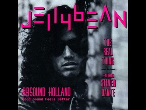 Jellybean - The Real Thing (12inch Long Version) HQsound