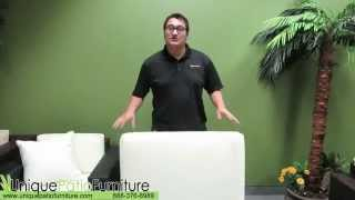 How To Change Your Cushion Fabric Patio Furniture UniquePatioFurniture.com