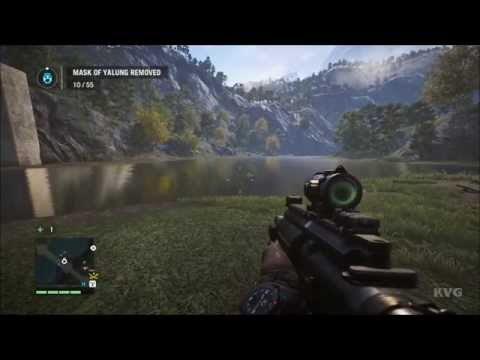 Far Cry 4 - Mask Of Yalung Location - #4 – Danger Dashed | X:210 Y:568 (PC HD) [1080p]