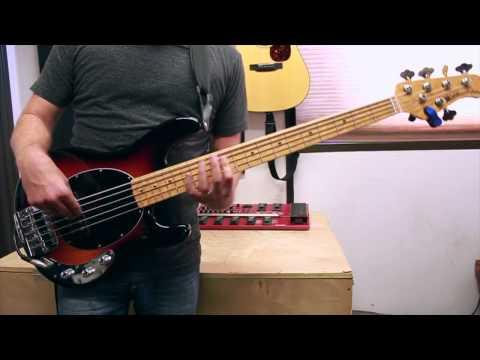 Salvation is Here - Bass Guitar Tutorial
