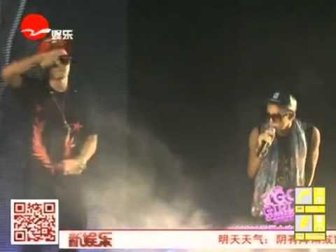 Bigbang Shanghai TGC Tonight Live 08.09.2012