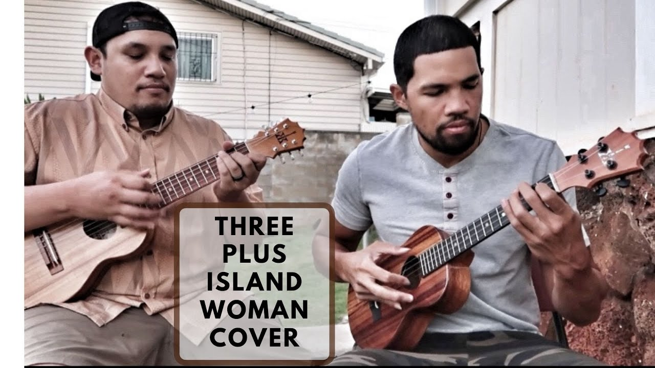 Island Woman - Three Plus (cover)