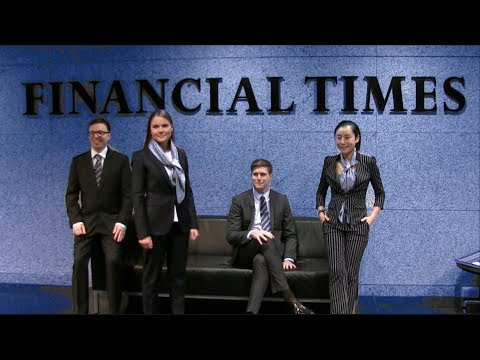 The Frankfurt MBA experience - Financial Times MBA Quiz in London 2018