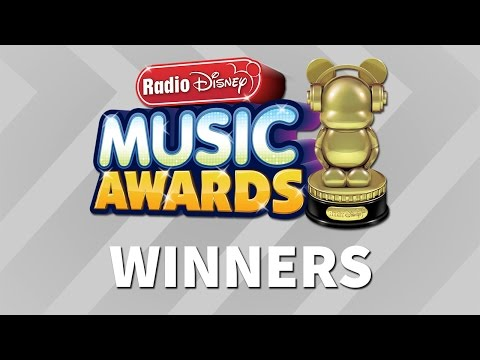 Radio Disney Music Awards 2015 Winners! FULL LIST!