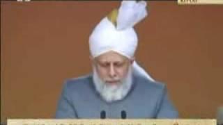 Concluding Address of Hadhrat Mirza Masroor Ahmad at 45th Jalsa Salana United Kingdom 2011
