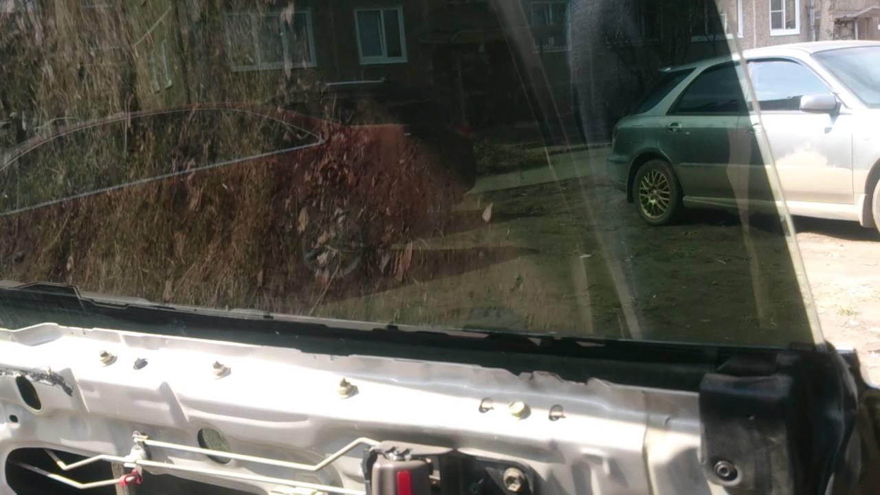 сильная вибрация в машине toyota vista sv40